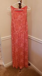 Lucky Brand Long Maxi Dress in Size L